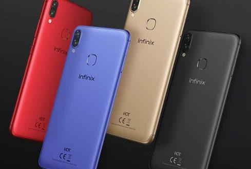 Top 10 Best Infinix Smartphones (Infinix Hot 6x)