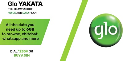 Glo Yakata Data Plan