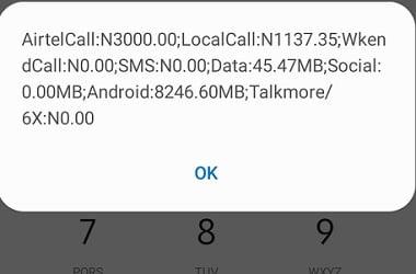 Airtel Data and Airtime Bonus
