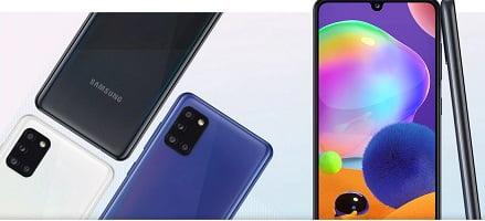 Galaxy A31 Price in Nigeria