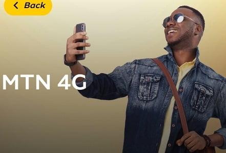 Free 10GB on MTN 4G