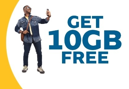 MTN 4G upgrade with Free 10GB data