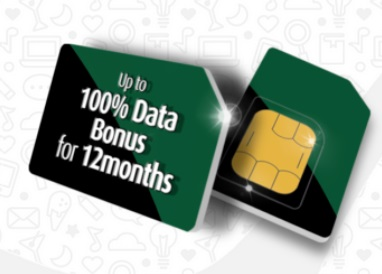 9mobile 100% data bonus