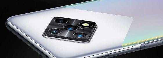 Infinix zero 8 camera