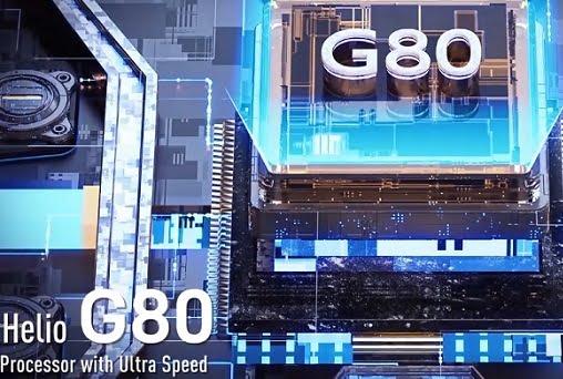 Note 8 Processor Helio G80