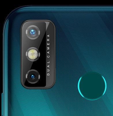 Spark Go dual camera