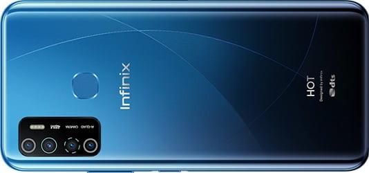 Infinix Hot 9 Pro Camera
