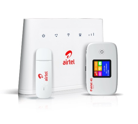 Unlimited Data Plan on Airtel Router