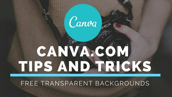 Online business on canva