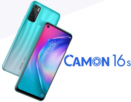 Camon 16 s
